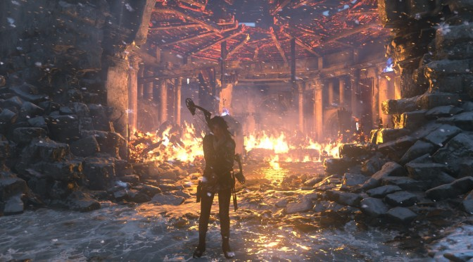 Rise of the Tomb Raider – DirectX 12 Option Appears On The Game's Launcher