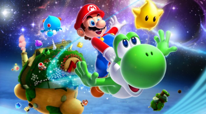 Here Is Super Mario Galaxy 2 Running At 4K With 60FPS Thanks To Dolphin DX12