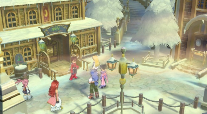 Tales of Symphonia Is A Mess On The PC, Locked At 30FPS & 720p Internal Resolution