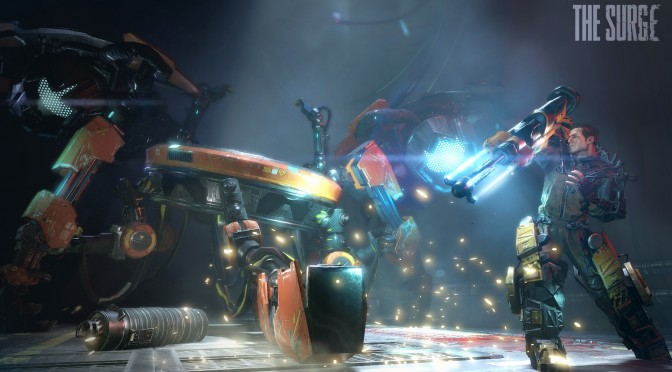 First Screenshot & New Render Released For Deck13's Action RPG, The Surge