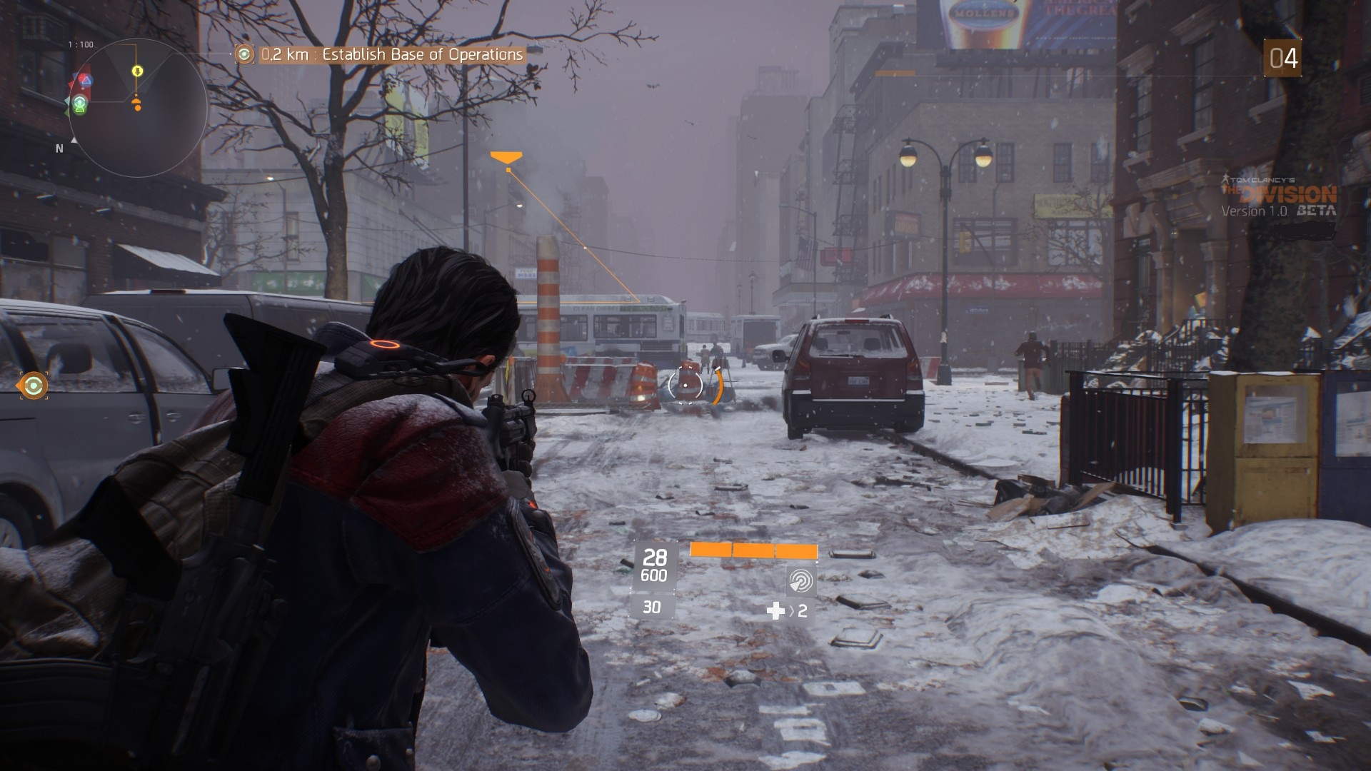 Tom Clancy's The Division Beta2016-1-29-18-29-28