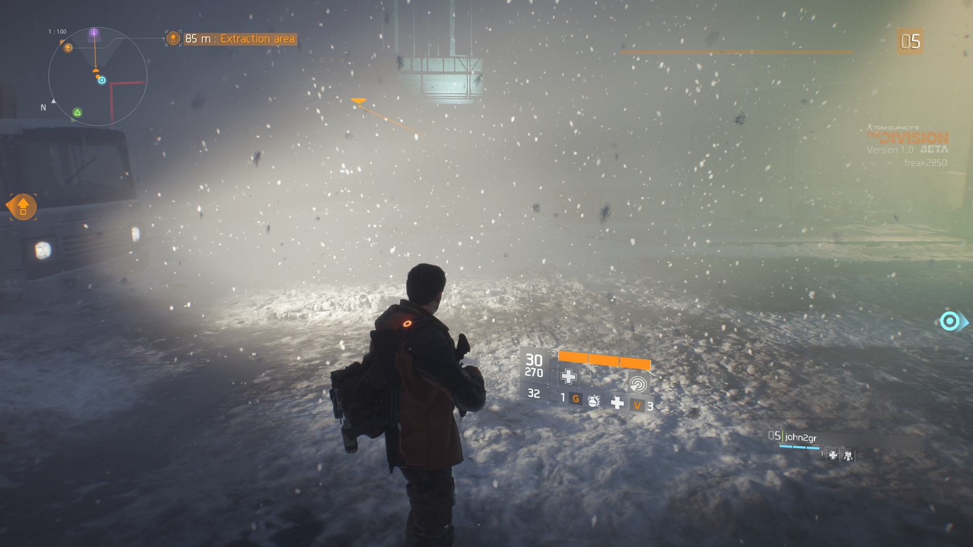 Tom Clancy's The Division Beta2016-1-29-19-54-19
