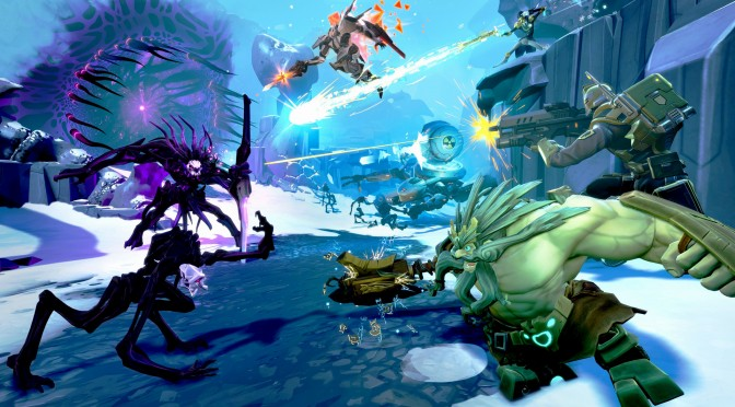 Battleborn receives a free trial, granting unlimited access to all MP gameplay modes & maps