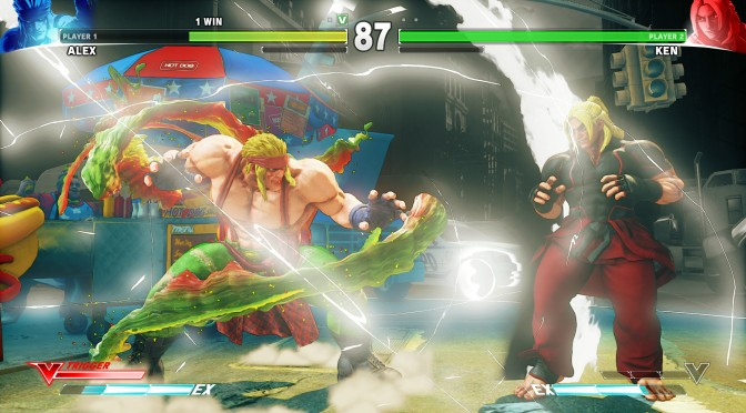 Street Fighter V – New Screenshots & Trailer Dedicated To Alex