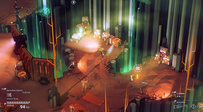Beacon – Sci-fi Action Roguelike Game – Announced for the PC & Mac, Gets Debut Trailer
