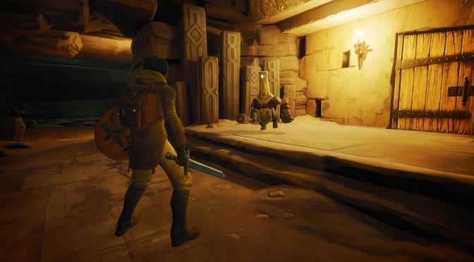"Chronos – New Screenshots Released For This ""Zelda-like"" Oculus Rift VR Title"