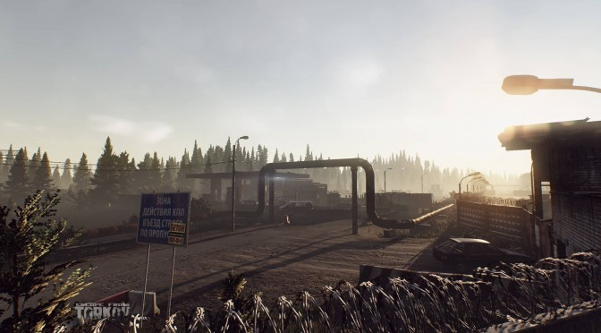 Escape from Tarkov – Raw Alpha Gameplay Footage