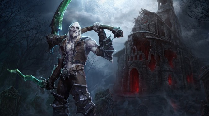 User's Article: Impressions On Heroes of the Storm's Xul  – The Cryptic Necromancer