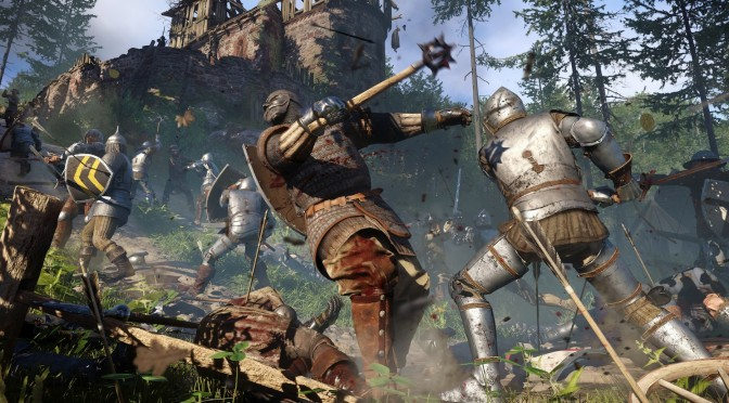 Kingdom Come Deliverance receives an Easy Mode thanks to