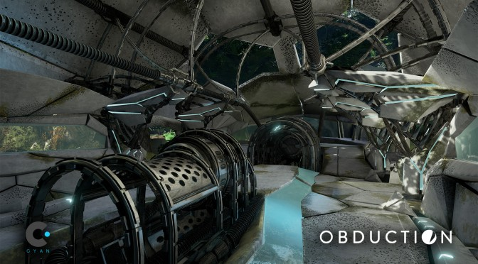Obduction, new adventure game from the creators of Myst, is now available