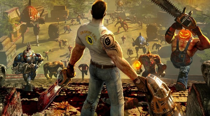 Latest Serious Sam Fusion update adds support for 8K textures and larger Navigation meshes
