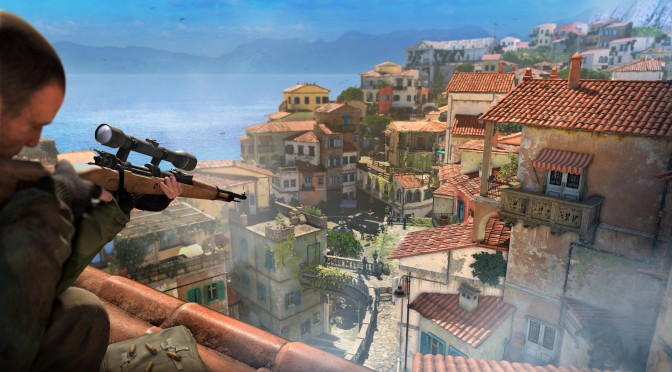 Sniper Elite 4 – Patch 1.1.2 is now available – Adds new launcher options, fixes various crashes