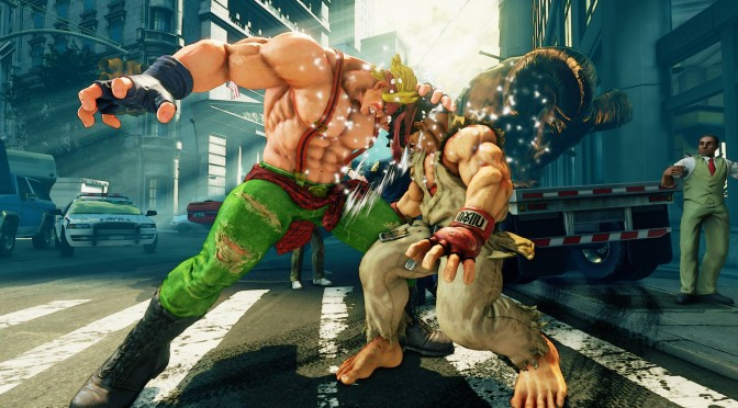 Street Fighter V – March Update To Be Released In Two Drops, First One Coming On March 28th