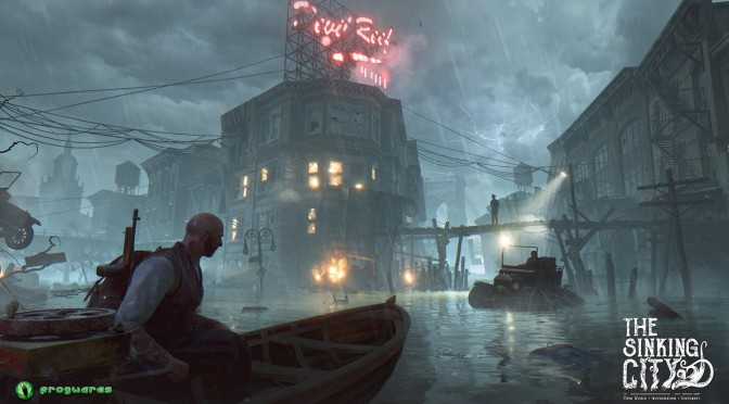 Frogwares' Lovecraftian game, The Sinking City, gets a brand new teaser trailer