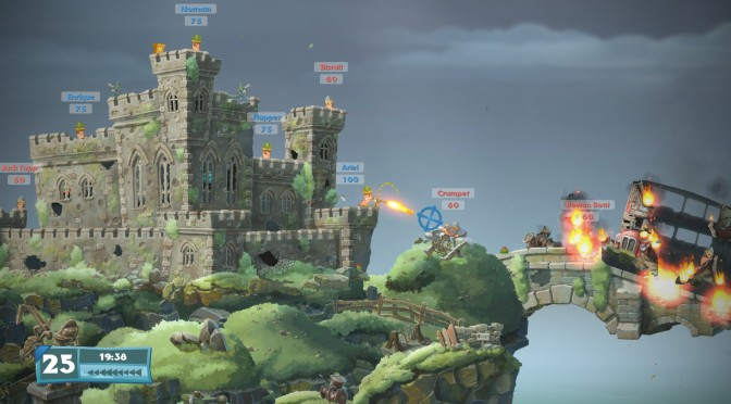 Worms W.M.D – New Screenshots Released