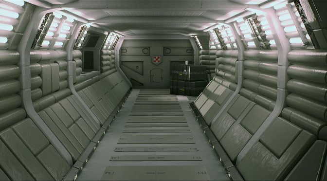 Alien Isolation In Unreal Engine 4 Looks Sexy