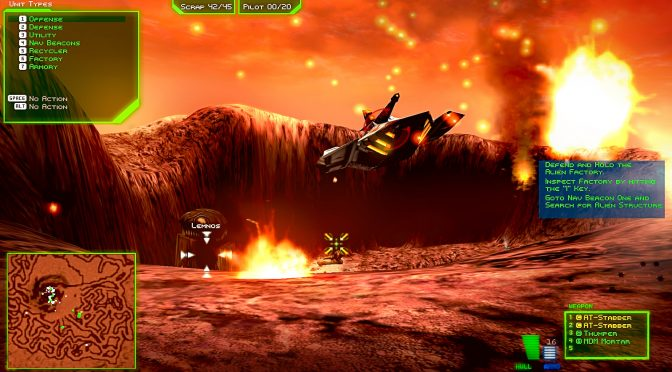 Battlezone 98 Redux – First Impressions + 10 Minutes Playthrough