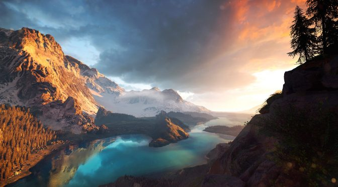 Crytek's The Climb Releases Today + New Screenshots Showcasing Amazing Visuals Powered By CRYENGINE