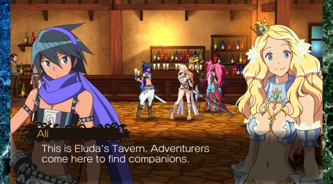 RPG/beat-'em-up, Code of Princess, Is Coming To Steam On April 14th