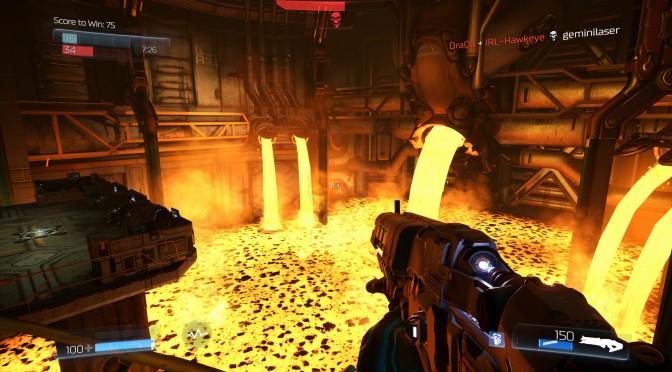 DOOM features easter eggs for Skyrim, Fallout, Commander Keen, Terminator 2 & Classic Doom