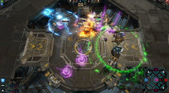 Dropzone Announced – New Free Real-Time Strategy Game