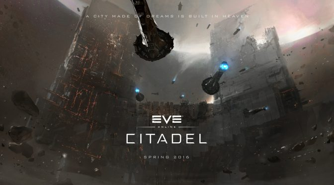 EVE Online Citadel Expansion Is Now Available