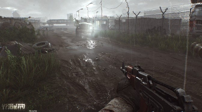 Escape from Tarkov – New gameplay trailer showcases the new features coming in version 0.8