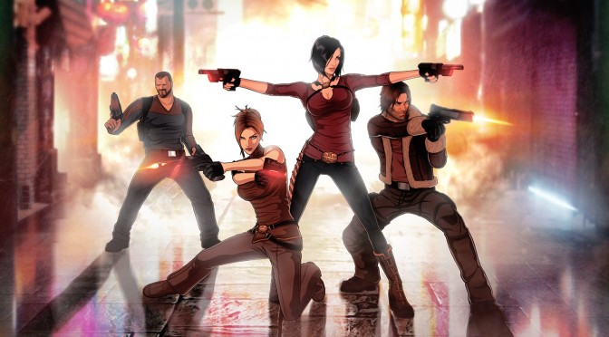 Fear Effect Sedna releases on March 6th