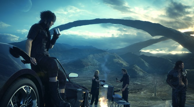 TGS 2017 trailers for Final Fantasy XV, Left Alive, Ace Combat 7, Dragon Ball FighterZ and Zone of the Enders: The 2nd Runner Mars