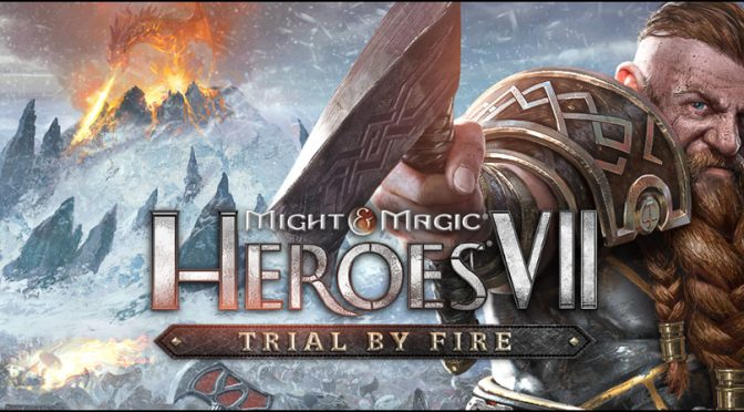 Might & Magic Heroes VII: Trial by Fire Standalone Add-On Announced, Coming This June