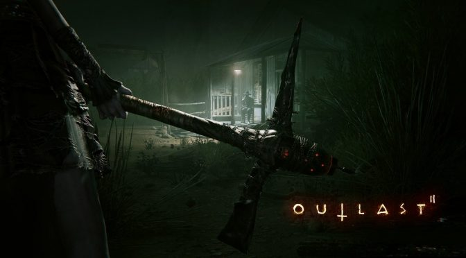 Outlast 2 releases on April 25th, special Outlast Trinity pack announced