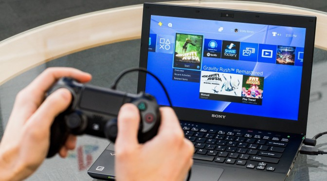 You can now play PS4 games on the PC thanks to PlayStation Now