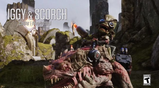 Paragon – New Gameplay Videos Show Off Iggy & Scorch