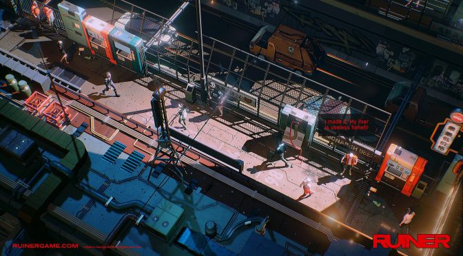 RUINER – Cyberpunk Action Shooter – Announced & Coming In 2016