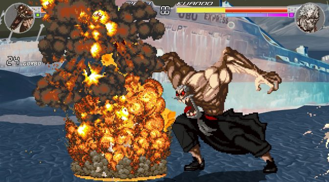 This game adopted a number of old-school fighting mechanics, unlike popular  games like Tenkaichi or Budokai.