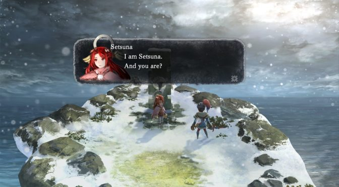 I Am Setsuna, JRPG with a battle system inspired by Chrono Trigger, is now available on Steam