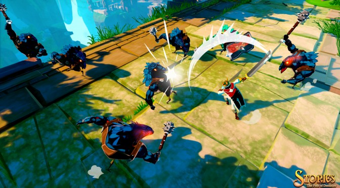 Stories: The Path of Destinies Is Now Available