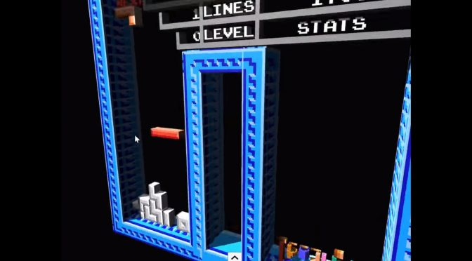 3DNES – amazing NES emulator that transforms every NES game into a 3D retro game – is now available