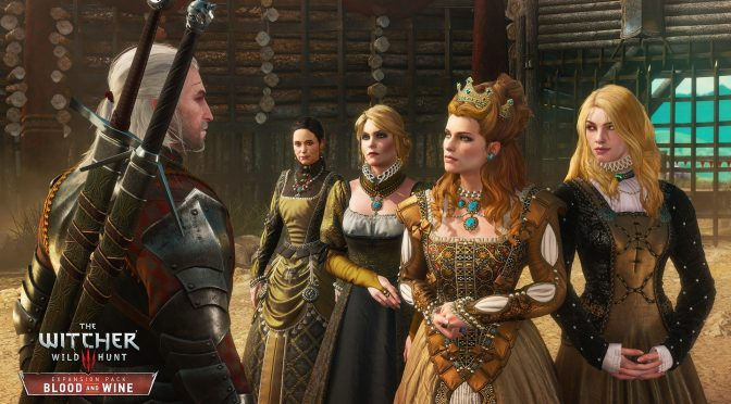 The Witcher 3: Wild Hunt – Blood and Wine is now available