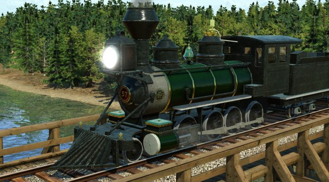 Transport Fever Announced – Transport Simulation Game Coming This Fall