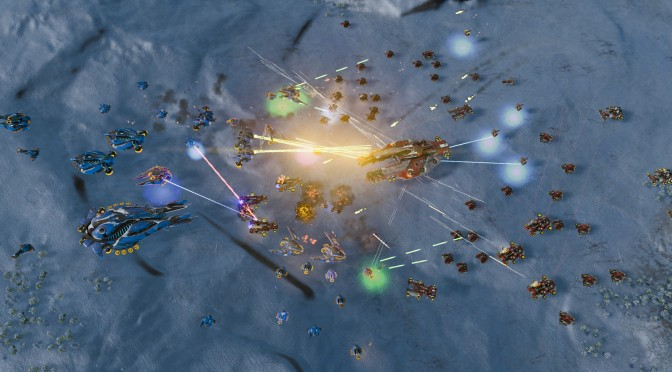 Ashes of the Singularity – New patch adds new maps and modding support
