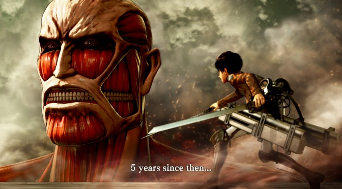 Attack on Titan – Two new trailers released