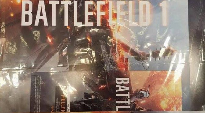 Rumour: Battlefield 5 Will Be Called Battlefield 1, Coming Out This October