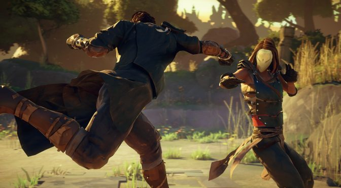 Absolver has just been released and received its first patch, improving overall stability