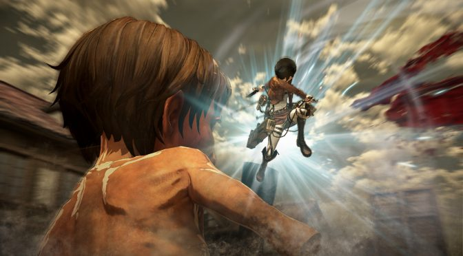 New Attack on Titan: Wings of Freedom screenshots & trailers released
