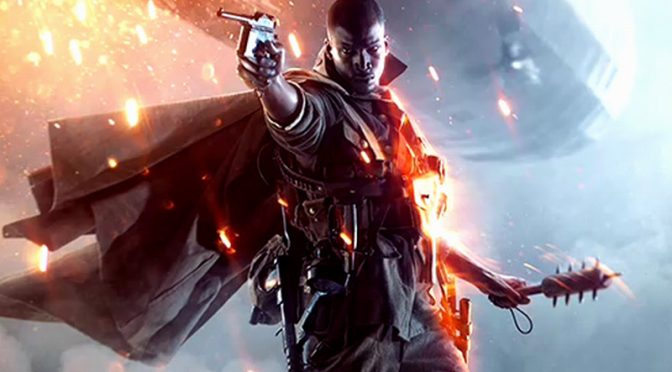 Battlefield 5 Official Artwork Leaked Online