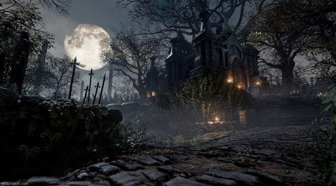 EA DICE Environment Artist Recreates Bloodborne's Environment In Unreal Engine 4