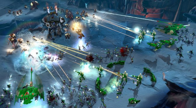 Dawn of War III – Latest patch adds modding tools and campaign autosave
