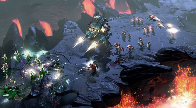 DSOGaming – Warhammer 40K: Dawn of War III Review