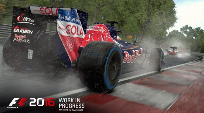 F1 2016 – First screenshots released